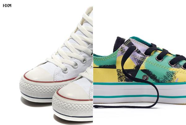 comprar calzado converse
