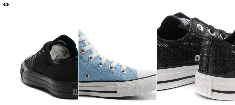 converse all star de leopardo