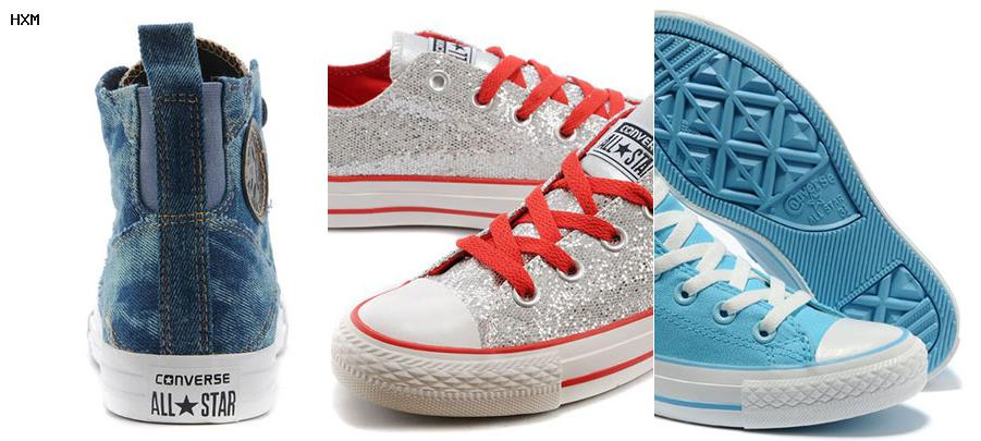 converse all star turquesa