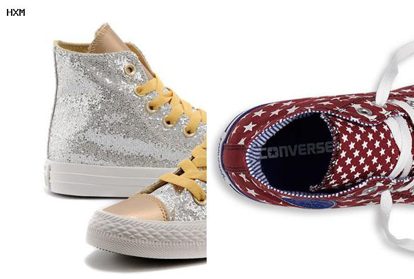converse union jack sneakers