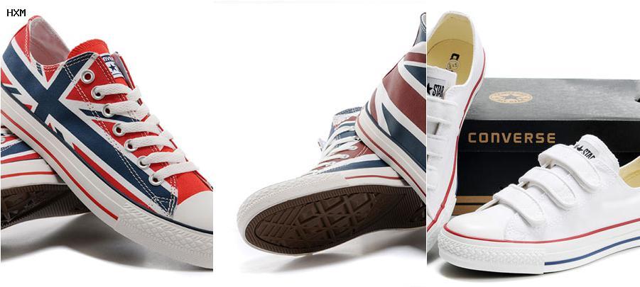 converse zapatos 2018