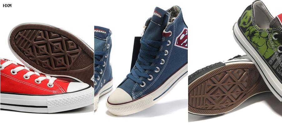 estilos de converse all star