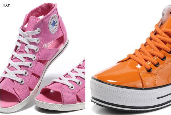 fabrica de calzados converse