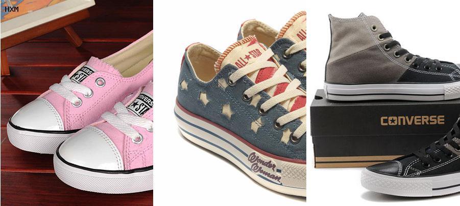 marca converse modelo all star