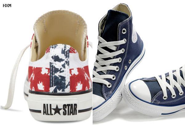 modelos converse zapatillas
