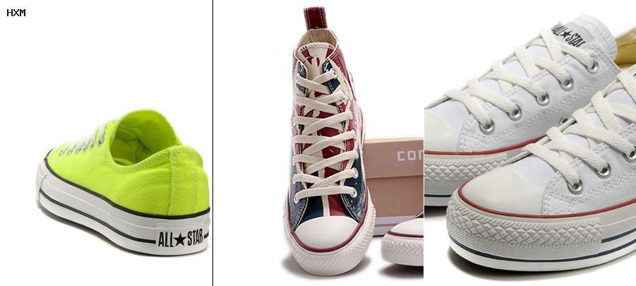 modelos de zapatos converse all star