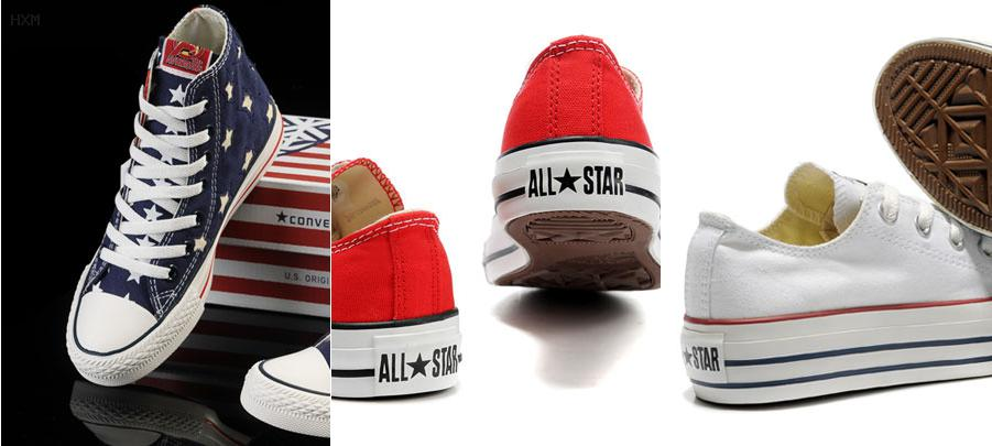 old school converse all stars