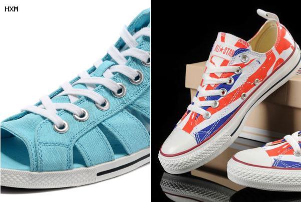 zapatillas converse blancas con plataforma