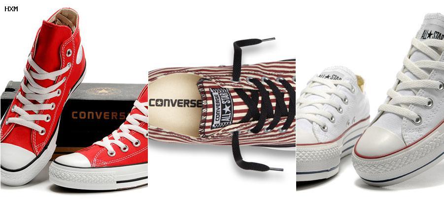 zapatillas converse en españa