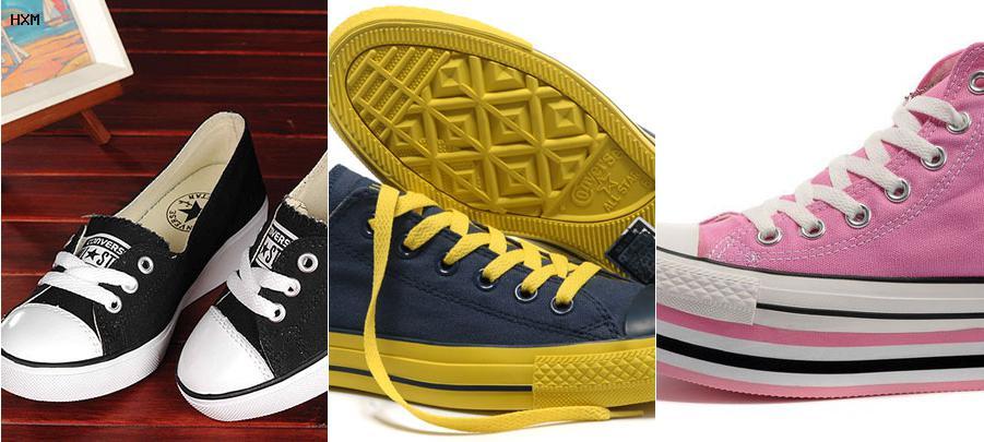 zapatillas converse hombre