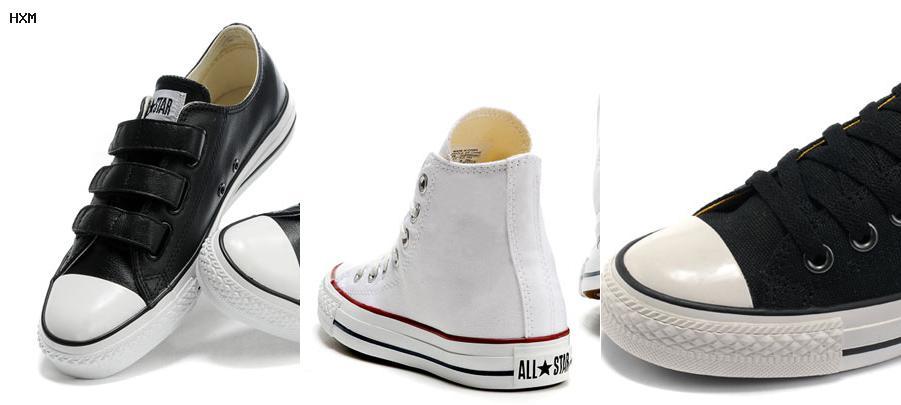 zapatillas converse marrones