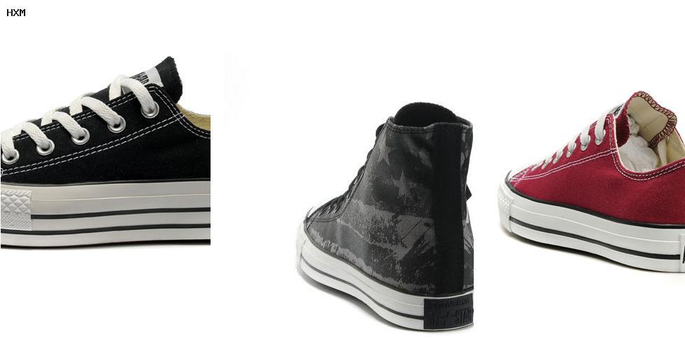 zapatillas converse modelos nuevos