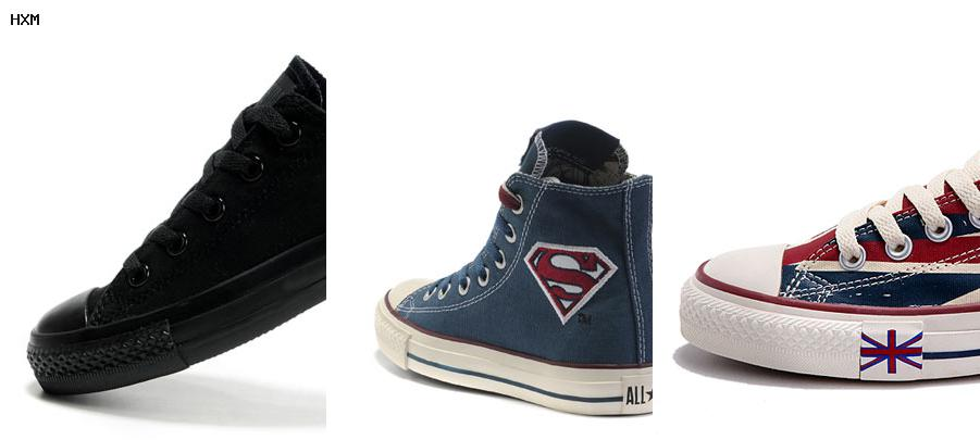 zapatillas converse para hombres