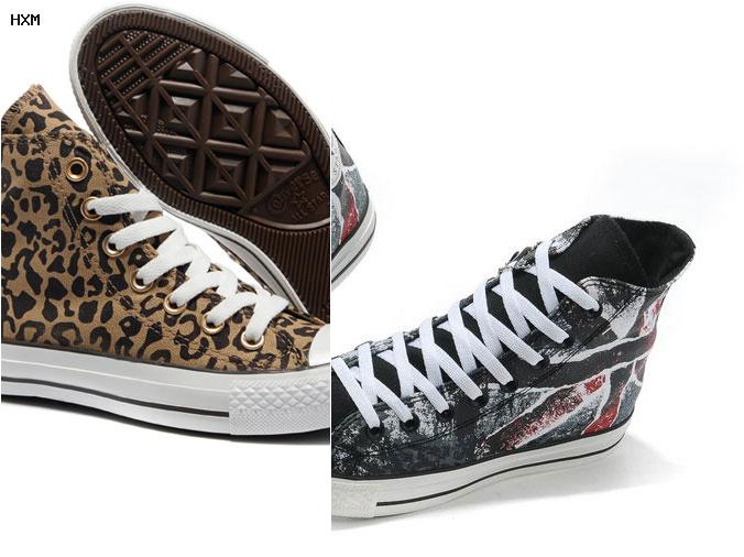 zapatillas converse slipknot