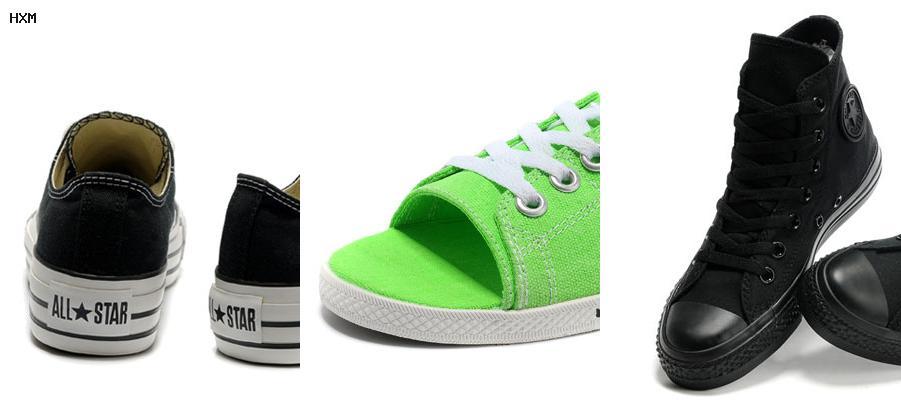 zapatillas imitacion converse hombre