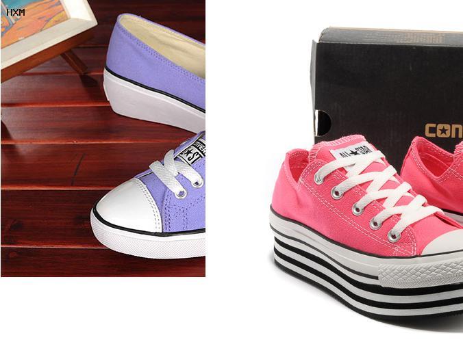 zapatos converse baloncesto