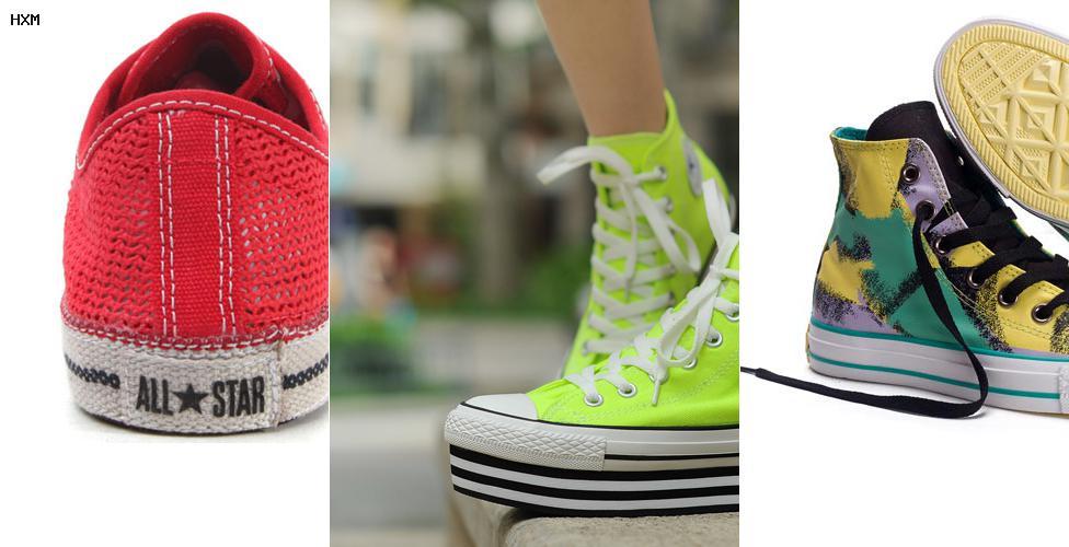 zapatos converse fotos