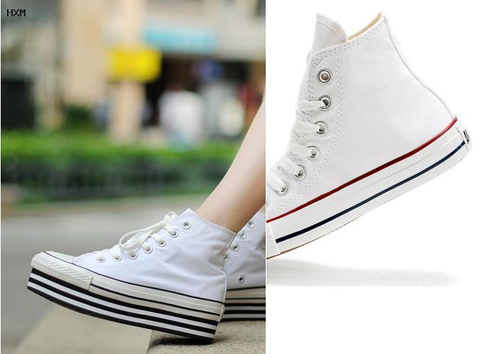 zapatos converse rojos
