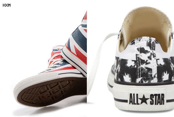 zapatos imitacion converse